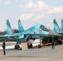 Sukhoï Su 34 Fullback