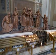 Statuaire Renaissance Compianto sul Cristo morto Lombardi Bologne San Pietro