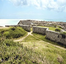 Finistère Concarneau Fort de la Pointe du Cabelou
