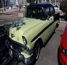 Chevrolet Bel Air 1956 Carnon 2019