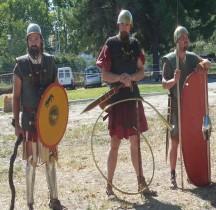 Legion Musicien Buccinator Guerre Gaules Arles
