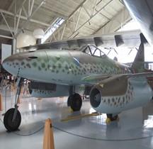 Messerschmitt Me 262A-2a  Schwalbe  Replica