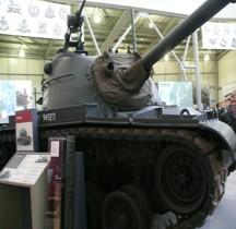 Char Moyen M 48 Patton Bovington