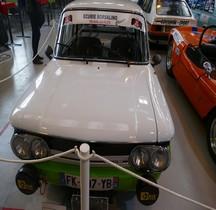 NSU Prinz Série 4 1970  Palavas 2020