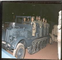 Sd.Kfz 11  Mittlerer Zugkraftwagen 3t Arlon
