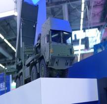 Missile Sol Air Medium Extended Air Defense System MEADS Radar Mkt Eurosatory 2016