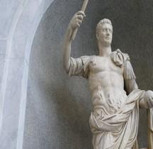 Statuaire 3 Empereurs 3 Domitien Vatican