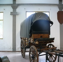 Carro di Bagaglio  1916 Rome