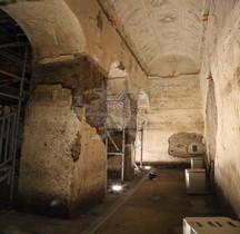 Rome Rione Esquilino Basilica sotterranea di Porta Maggiore