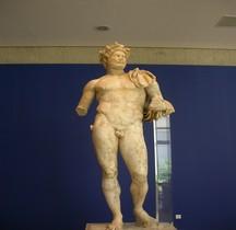 Statuaire 4 Empereurs 3 Hadrien Vaison La Romaine