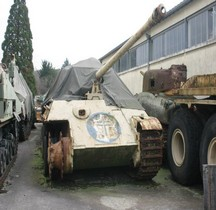 Panther Ausf G Saumur 1 Avant Restauration