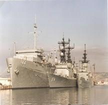 Destroyer Tender USS Shenandoah (AD-44)  Marseille