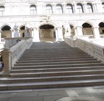 Venise Palazzo Ducale Cortile Scala dei Giganti