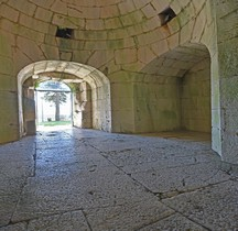 Mausolée Italie Latium Cassino Mausoleo di Ummidia Quadratilla