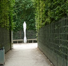 Yvelines Versailles Chateau Jardins Bosquet Girandole