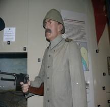 1915 Infanterie Officier IWM