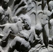 Rome Sarcophage Venationes Rome Musee Palatin Nimes 2018