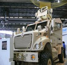 International MaxxPro DASH MRAP Eurosatory 2008