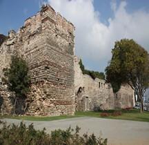 Turquie Istanbul Murailles