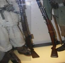 Fusil Mauser G 33-40 Bruxelles