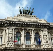 Rome Rione Prati Palazzo di Giustizia