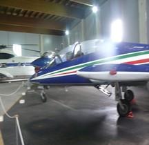 Aermacchi MB.339A Frecce Tricolore Bracciano