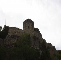 Vaucluse Mornas Chateau