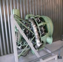 Moteur Wright R1820-84 Le Bourget
