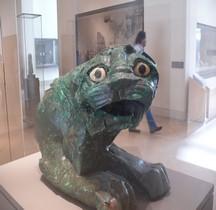 Mésopotamie Mari Lion  Bronze Paris Louvre