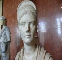 Statuaire 4 Empereurs 3.Salonina Matidia Paris