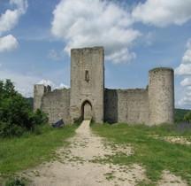 Aude Puivert Chateau