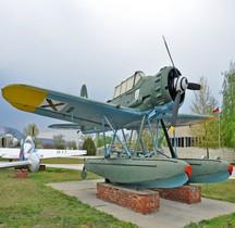 Arado Ar 196 A3 Sofia Bulgarie