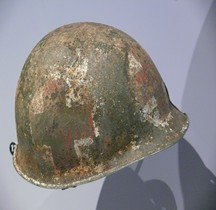 1941  Helmet M 1 Body Croix Rouge Bastogne