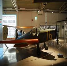 Bucker Bu 181B Bestmann  Flygvapenmuseum Linköping