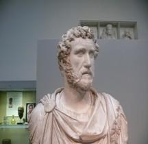 Statuaire 4 Empereurs 4 Antonin Le Pieux Londres