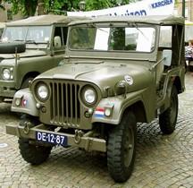 Willys M 38 A1 Oirschot