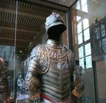 1540 Armure aux Lions Francois Ie Paris