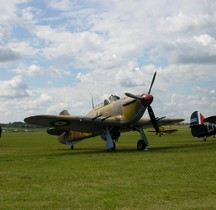 Hawker Hurricane  Mark IV Duxford