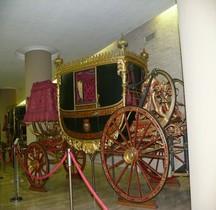 Vatican Berlina de Gran Gala con Trono 1825