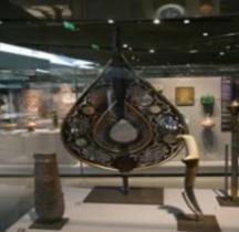 Iran 1143 Etendard de Procession  1143 Paris Louvre