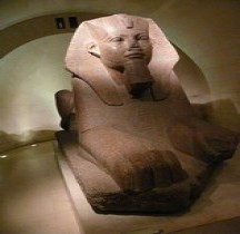 Egypte Religion Grand Sphinx  Tanis Paris