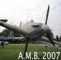 Hawker Hurricane  Mark II  Hendon 2007