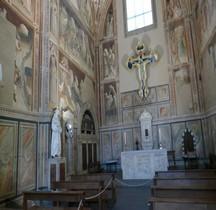 Florence Basilica di Santa Croce Intérieur Capella Baroncelli