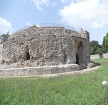 Rome Via Appia Palais de Maxence Mausoleo di Romolo