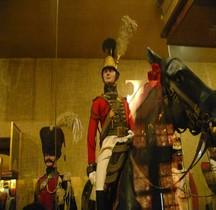 1814 Gendarme Roi  Habit Grande Tenue Salon de Provence