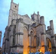 Aude Narbonne Cathédrale Saint-Just-et-Saint-Pasteur