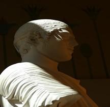 Statuaire Grèce Aurige Delphes Copie Bologne