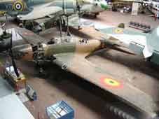 Fairey Battle  Bruxelles MRA