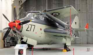 Fairey Gannet ECM 6 Duxford