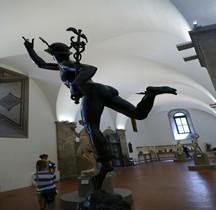 Statuaire Renaissance Mercurio Volante Gian di Bologna Florence Bargello